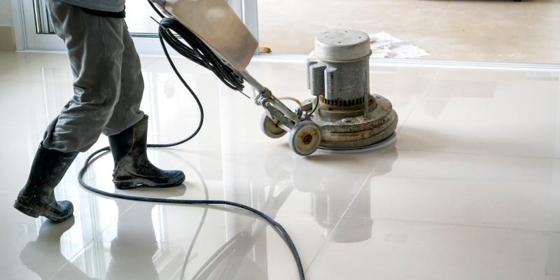 commercial floor cleaning services in Palm Beach